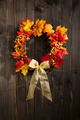 Autumn wreath - PhotoDune Item for Sale
