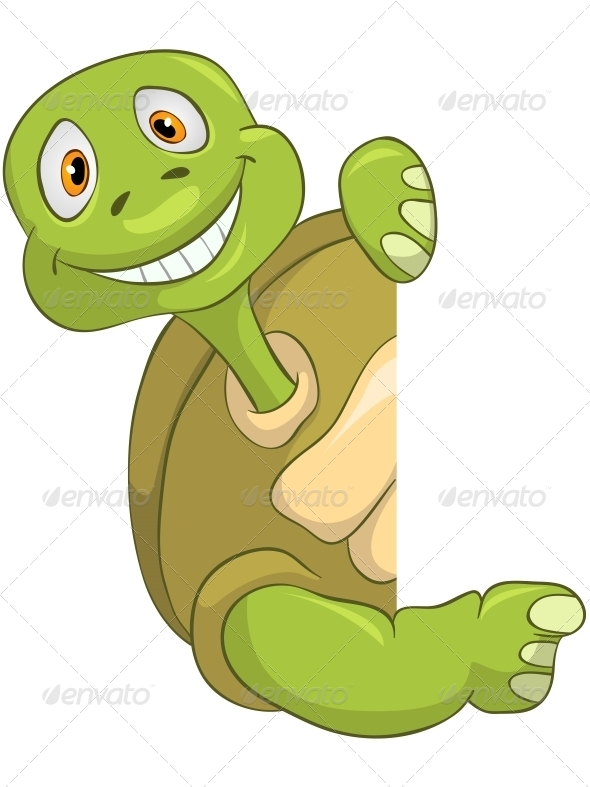 GraphicRiver Turtle 4964284