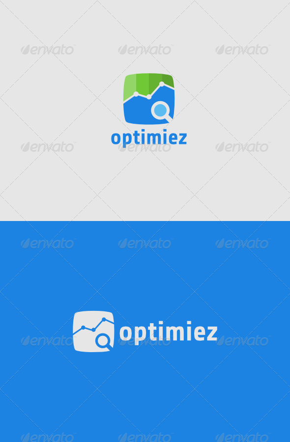 GraphicRiver Optimiez Logo 4965349