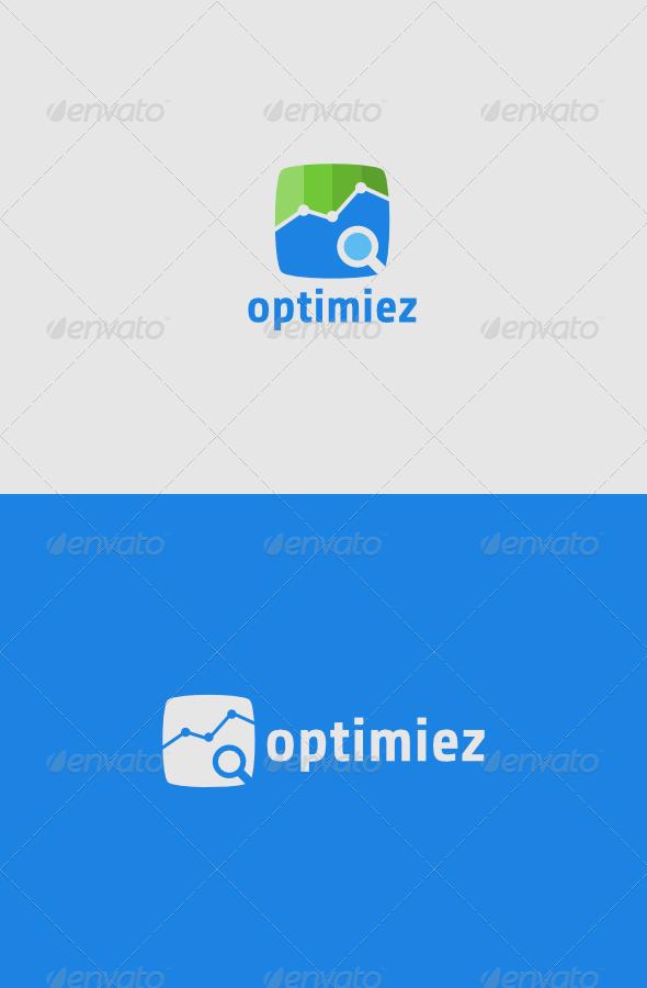 GraphicRiver Optimiez Logo 4965349