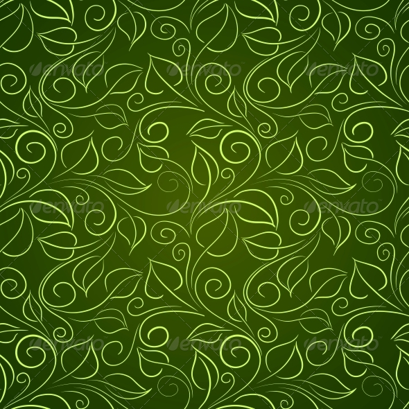 GraphicRiver Green Leaves 4965487