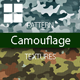 Camouflage Fabric Textures - 3DOcean Item for Sale