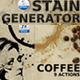 Stain Photoshop Action Generator - GraphicRiver Item for Sale