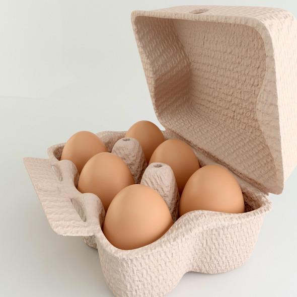 3DOcean Eggs 4965820
