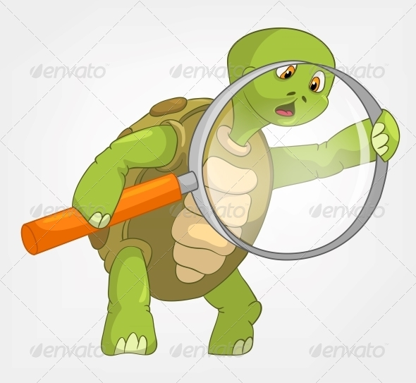 GraphicRiver Turtle Finding 4968619
