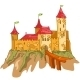 Cartoon Castle - GraphicRiver Item for Sale