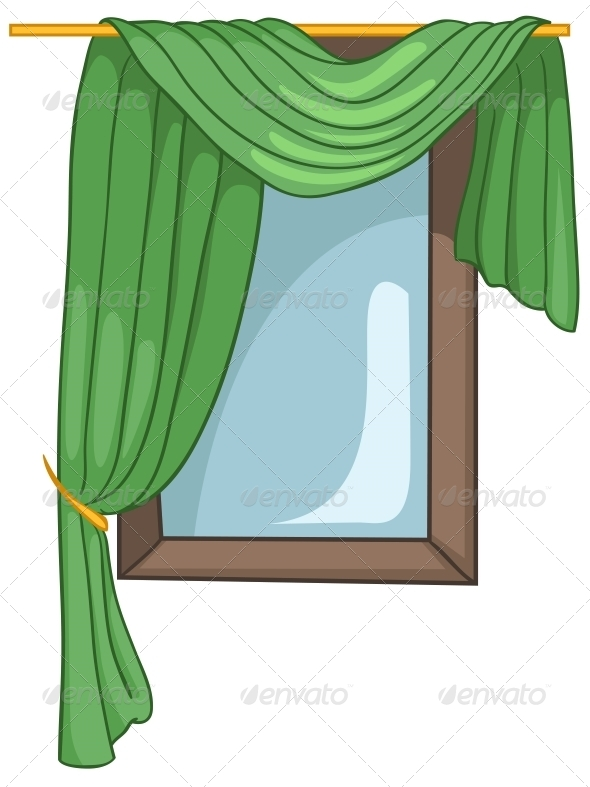GraphicRiver Cartoon Home Window 4970552