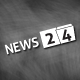 News 24 Bis / Logo - GraphicRiver Item for Sale