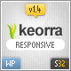 Keorra Multipurpose Responsive Wordpress Theme - ThemeForest Item for Sale
