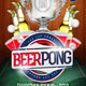 Beer Pong Tournament Flyer - GraphicRiver Item for Sale