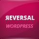 Reversal - Horizontal One Page WordPress Theme