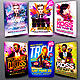 Electro Flyer Bundle - GraphicRiver Item for Sale