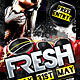 Fresh Club Flyer - GraphicRiver Item for Sale