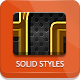 Solid Photoshop Styles - GraphicRiver Item for Sale