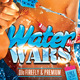 Water Wars Flyer - GraphicRiver Item for Sale