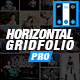 Horizontal Gridfolio Pro - CodeCanyon Item for Sale