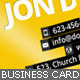 Personal Business Card - Black & Grey - GraphicRiver Item for Sale