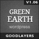 Green Earth - Environmental WordPress Theme - ThemeForest Item for Sale