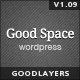 Good Space - Responsive Minimal WP Theme  - ThemeForest Item for Sale