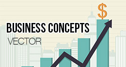 Business Concept Vectors