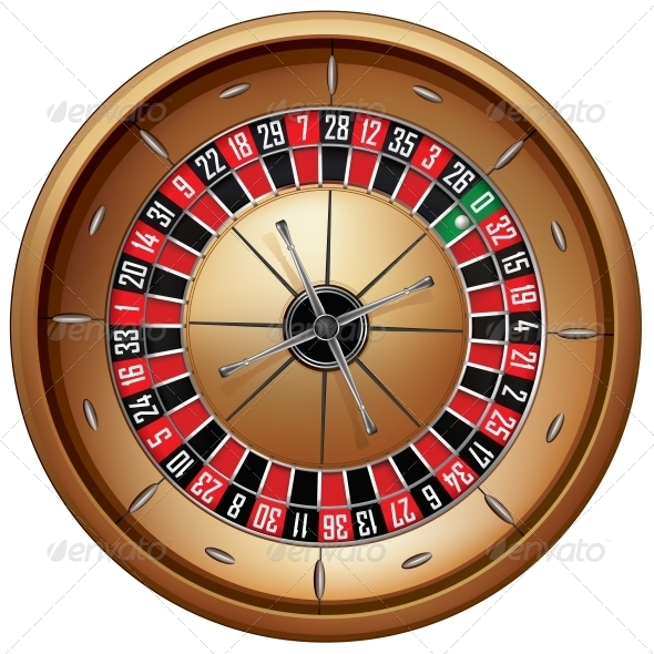 GraphicRiver Roulette 4983691