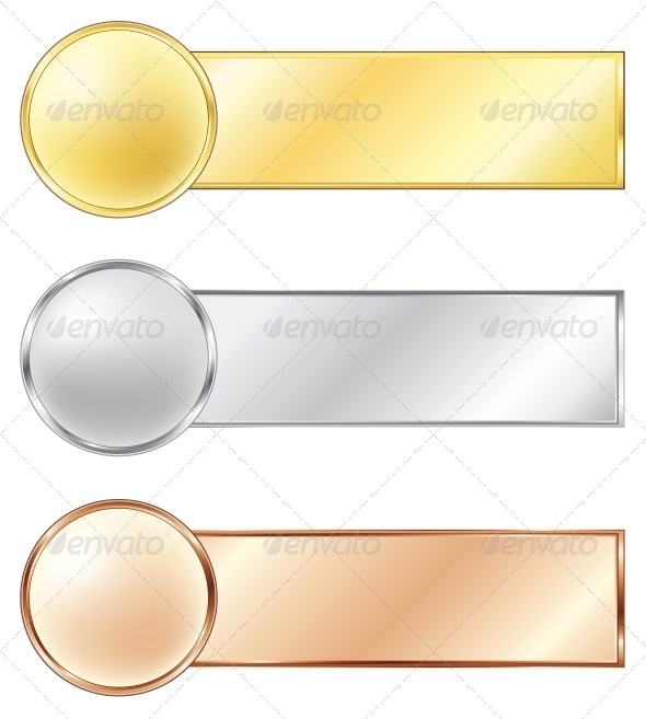 GraphicRiver Sport Medals 4983812