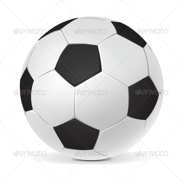 GraphicRiver Soccer Ball 4983824