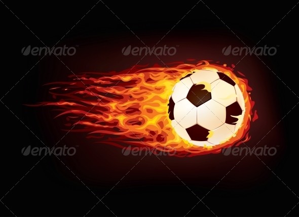 GraphicRiver Soccer Ball 4983826