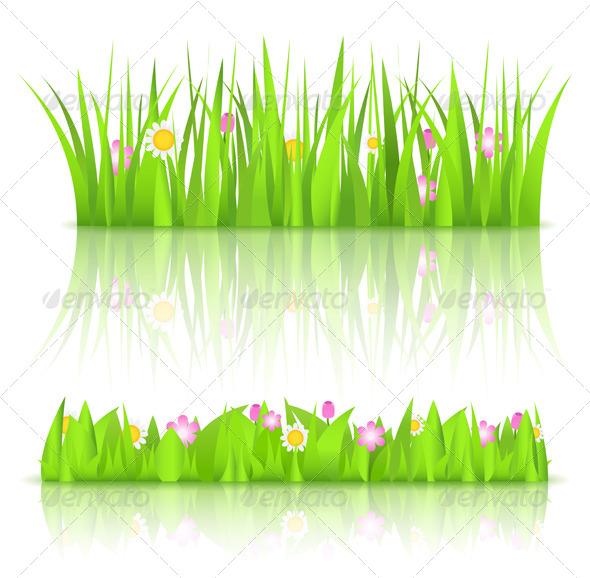 GraphicRiver Grass 4983873