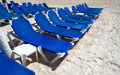 Blue Lounge Chairs - PhotoDune Item for Sale
