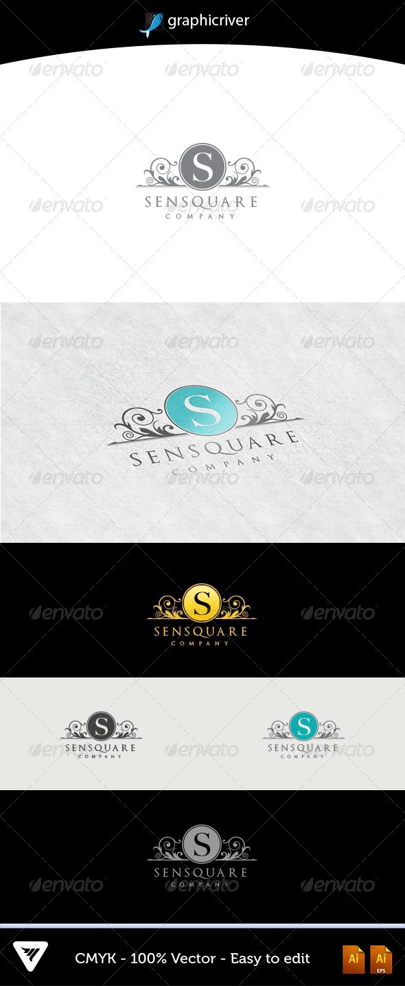 GraphicRiver Sensquare Logo 4984526