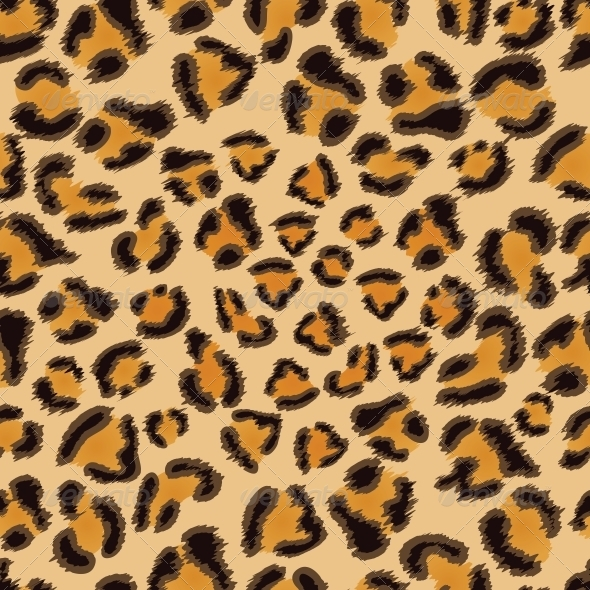 GraphicRiver Leopard Seamless Pattern 4984670