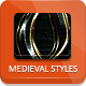 Metallic Medieval Styles - GraphicRiver Item for Sale