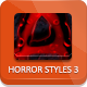 Horror Photoshop Styles - Part 3 - GraphicRiver Item for Sale