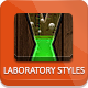 Laboratory Photoshop Styles - GraphicRiver Item for Sale