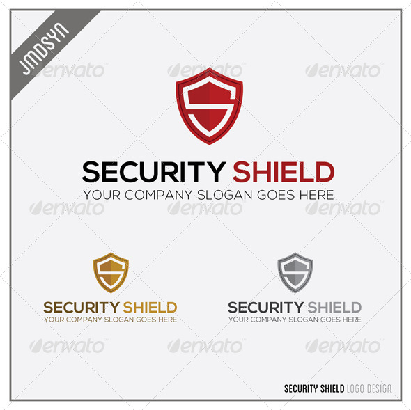 GraphicRiver Security Shield 4970518
