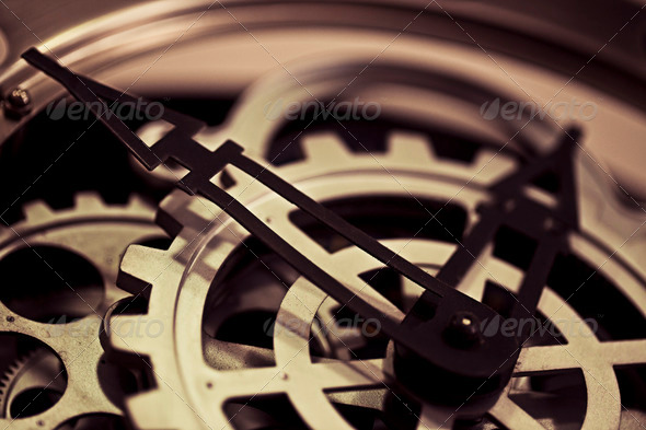 Clock 2 - Stock Photo - Images