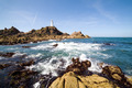 Corbiere lighthouse in Jersey, The Channel Islands - PhotoDune Item for Sale
