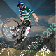 A4 Mountain Bike Outdoor Event Flyer - GraphicRiver Item for Sale
