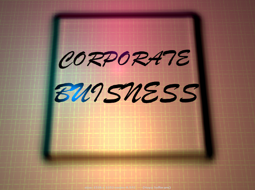 Corporate Buisness