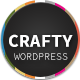 Crafty - Responsive Retina-ready WordPress Theme - ThemeForest Item for Sale