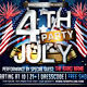 4th Of July - Flyer Template - GraphicRiver Item for Sale