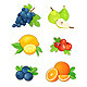 Set of Fruits - GraphicRiver Item for Sale