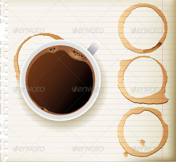 GraphicRiver Coffee Cup 4998852