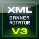 XML Banner Rotator V3 with Menu Navigation - ActiveDen Item for Sale
