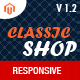 ClassicShop Responsive Magento Theme