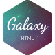 Galaxy - Creative Portfolio Website Template - ThemeForest Item for Sale