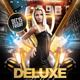 Deluxe Nightclub Flyer Template - GraphicRiver Item for Sale