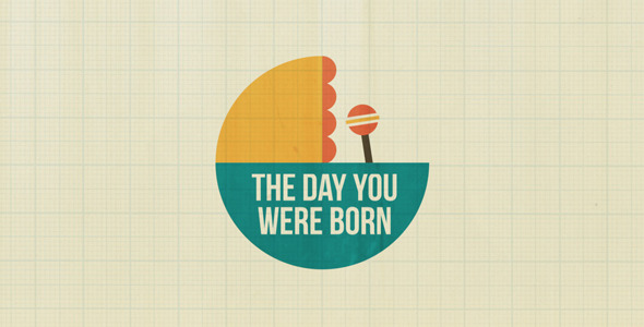 20line 20image the day you were born openers after effects download