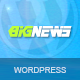 BigNews - Responsive WordPress News,Magazine,Blog